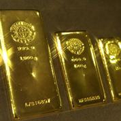 Chute de l'or: l'image du «placement refuge» sérieusement écornée