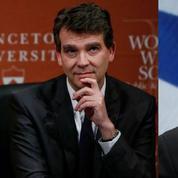 Montebourg et Varoufakis, deux trublions en vedette à Frangy