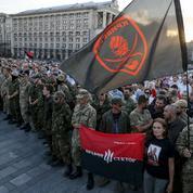 En Ukraine, l'armée secrète de Pravy Sektor