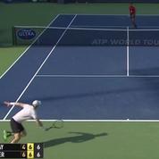 Les gestes de génie de Roger Federer face à Andy Murray