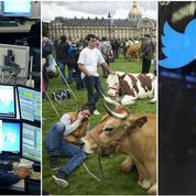 Bourse, agriculteurs, Google: le récap éco du jour