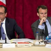 Fonctionnaires, 35 heures, ISF : le best-of des déclarations chocs de Macron
