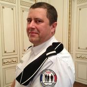 Le brigadier-chef Lenoir, blessé en juillet:«J'ai 73plombs dans le corps»