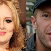 Adele et Coldplay sortiront chacun un album à l'automne