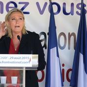A Brachay, Marine Le Pen prédit «l'hiver» des socialistes