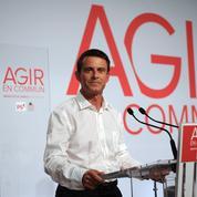Valls veut «revoir en profondeur» le droit du travail