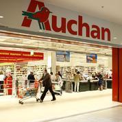 Auchan perd toujours du terrain en France