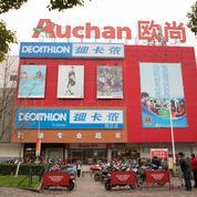 La Chine, moteur de la croissance d'Auchan
