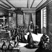 Sur Twitter, la mort de Louis XIV en temps réel