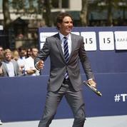Tommy Hilfiger débauche Rafael Nadal