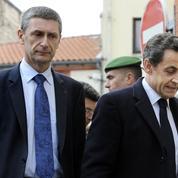 Nicolas Sarkozy nomme Frédéric Péchenard à la Fédération de Paris