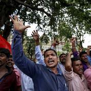 Inde: des millions de grévistes défient le premier ministre Modi