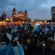 Le président guatémaltèque perd son immunité
