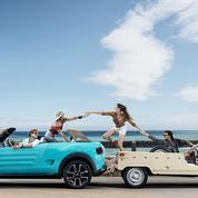 Citroën Cactus M, l'esprit Méhari