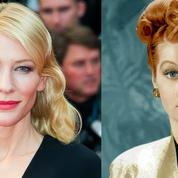 Cate Blanchett incarnera la légende hollywoodienne Lucille Ball