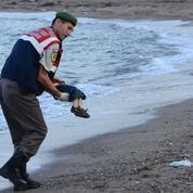 La photo de cet enfant syrien «puise sa force dans le débat médiatique»