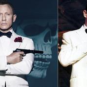 Spectre :James Bond s'affiche à nouveau en smoking blanc