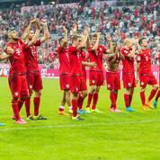 Un million d'euros, stage d'entraînement: le Bayern Munich s'engage pour aider les migrants
