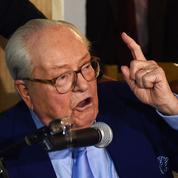 Jean-Marie Le Pen veut un «Rassemblement Bleu Blanc Rouge» pour «agir avec le FN»