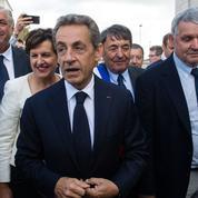 Migrants: Sarkozy dénonce «l'inhumanité» de Marine Le Pen