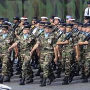L'armée priée de dépenser moins pour sa restauration