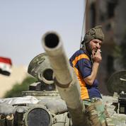 Frappes en Syrie:la France finit par adopter le «principe de réalité»