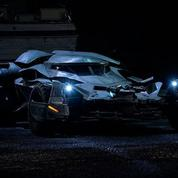 Batman V Superman :la nouvelle Batmobile se dévoile