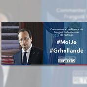 «#Grhollande» : l'étrange offensive des Républicains sur Twitter