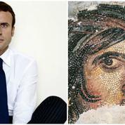 Emmanuel Macron : le style Virgile