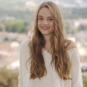 Noémie Schmidt, le cinéma en chantant