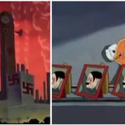 Deux Russes condamnés pour la diffusion d'un Disney anti-nazi