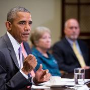 Obama veut accueillir 10.000 réfugiés syriens cette année