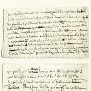 Un notaire jugé pour avoir voulu vendre un manuscrit de Chateaubriand