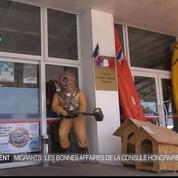 Une consule honoraire de France en Turquie vend des canots aux réfugiés