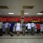 L'amertume des petits porteurs chinois, ruinés par le krach
