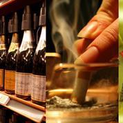 L'alcool, le tabac et les drogues coûtent plus de 250milliards d'euros par an