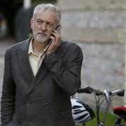 Jeremy Corbyn, ambigu sur l'Europe et hostile aux frappes en Syrie