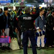 Migrants : Berlin rétablit sa frontière avec l'Autriche