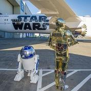 Star Wars :un avion japonais à l'effigie de la saga de George Lucas