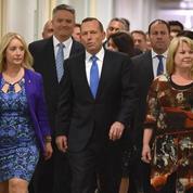 La crise fait tomber le premier ministre australien