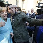Angela Merkel : qui veut faire l'ange fait la bête