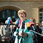 Angela Merkel et la « bonne frontière »
