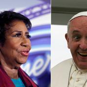Aretha Franklin chantera pour le pape François à Philadelphie