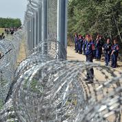 La Hongrie procède aux premières arrestations de migrants