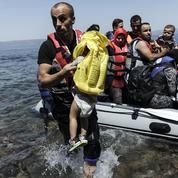 Plus de 500.000 migrants ont franchi les portes de l'UE depuis janvier