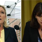 Le Pen conseille à Hidalgo de «se voiler pour dire bienvenue aux clandestins»