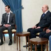 Syrie: les troublantes visites à l'étranger du chef du renseignement