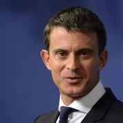 Valls au congrès des radicaux de gauche