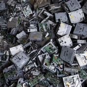 L'Europe, mauvaise élève dans le recyclage des déchets électroniques