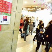 Deux fois plus de dimanches travaillés d'ici Noël à Paris